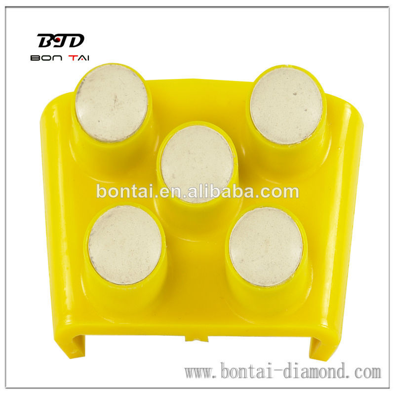 HTC Finger Resin Grinding disc for Concrete Floor