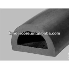 D rubber fender for dock and ship