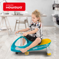 Kanak-kanak Toy Riding Swivel Car New Color