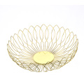 Wholesale Fashion Creative Design Kitchen Food Storage Modern Decoration Fruit Bowl Vegetable Basket