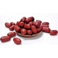 Dates rouges séchées de haute qualité