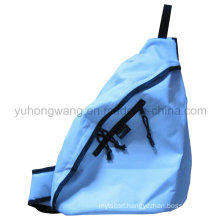 Promotional Triangle Bag, Single Shoulder Backpack