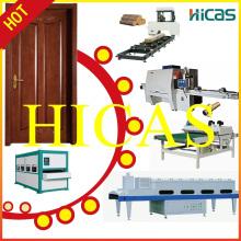Fabricación de madera de la puerta de la máquina del precio bajo para la maquinaria de la madera de Hicas