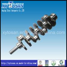 Cast Iron/Forged Steel Crankshaft for Mitsubishi Engine 6D24