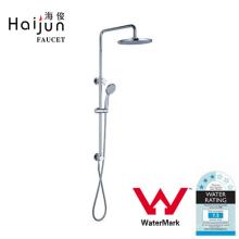 Haijun Precios al por mayor Watermark en la pared montado en el grifo de la cabeza de ducha