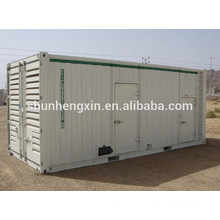 1200kw/1500kva diesel generator set powered by engine (4012-46TAG2A)