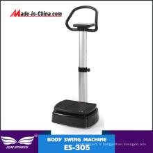 Meilleure machine de plaque de vibration ultra-mince d'intérieur à vendre