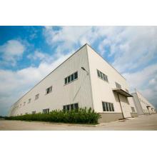 Vorgefertigte Stahlbauwerkstatt oder Lagerhalle