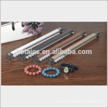 metal ceiling rail ivory curtain rod