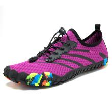 Non-slip soft bottom treadmill shoes