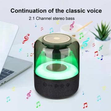 Mini altavoz Bluetooth inalámbrico portátil