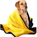 Super Water Absorption Dog Cat Pet Bath Towel