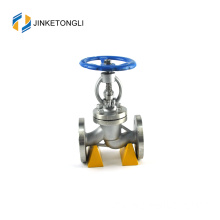 JKTLPJ011 threaded cast iron y type globe valve