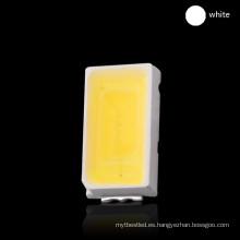 Diodo electroluminoso blanco / caliente blanco 0.5w 5730 SMD LED, 0.5w smd 5730