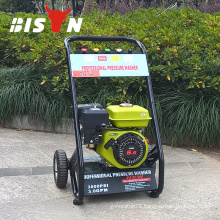 BISON China Pressure Washer 12v With Tire Kit Easy Move