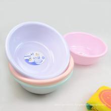 lavabo de bassin en plastique, lavabo en plastique de main, qualité nouveau matériel