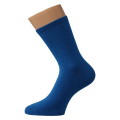 Blue Ankle Man Socks