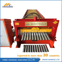 Sheet Metal Corrugated Roofing Roll Forming Machines