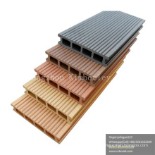 Synthetic Hollow WPC Decking Board