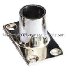 Stainless Steel Saniatary Fittings Outlet / Bright Annealed Joint Fitting.