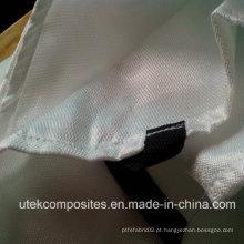 Resistente a altas temperaturas 600 graus de fibra de vidro cobertor à prova de fogo