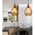 Mini lâmpadas pendentes de vidro