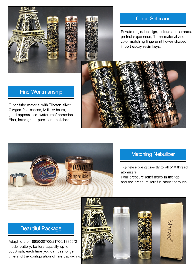 vape mechanical mods
