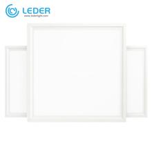 LEDER quadrado branco 38W painel de luz LED