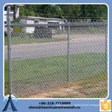 6 foot chain link fence/9 gauge chain link fence/5 foot chain link fence