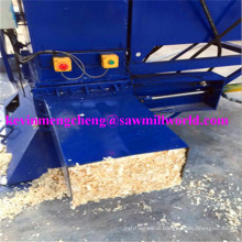 Hydraulic Baling Machine Vertical Metering Baler for Wood Shavings