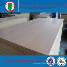 Hot Sell High Quality Poplar Core Commercial Plywood with Cheap Price