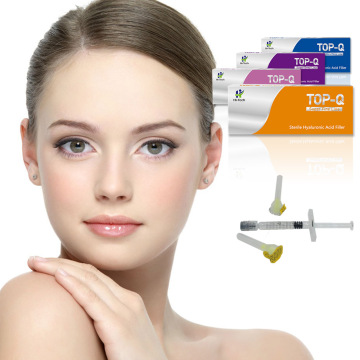 Acheter de l'acide dermique hyaluronique 2 ml BDDE Technology Pure Cross Linked Eye Wrinkles Ha Fillers