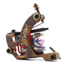 2014 La más nueva máquina del tatuaje de Shader y arma del tatuaje