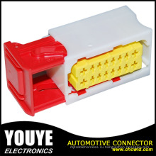 Автомобильная 16-Контактный Белый Разъем полиэфирное Разъем провода для Citroen