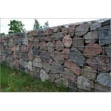 Verhinderung der gegenwärtigen Scour- und Erosionskontrolle PVC-überzogener Stahlstein-Käfig