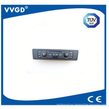 Auto interruptor de controles del calefactor para BMW E81 E87