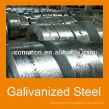 Galvanisés à chaud en acier HDGI