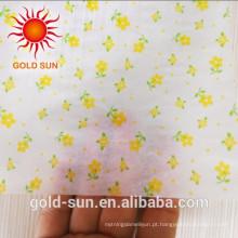 2016 Barato impressão colorida papel de pergaminho de cozimento