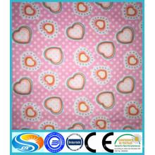 100% хлопок печать фланель / фланелевые ткани