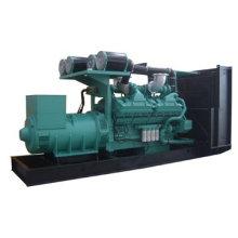 Gran contenedor silencioso tipo 1200kW 1500kVA Diesel Generador de Ahorro