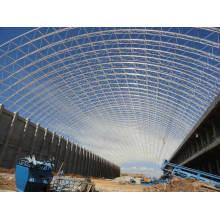 Einfache Montage Stahlkonstruktion Bau Metal Shed Storage