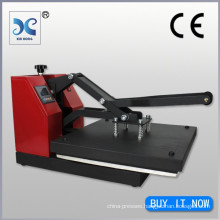 2015 CE Approved Manual Textile Heat Press Machine For Tshirt Sublimation Press Thermal Transfer Printing Machine HP3802
