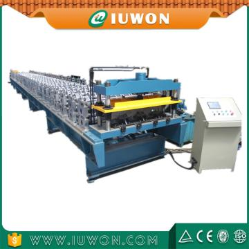 Iuwon Floor Decking Plates Cold Forming Machine