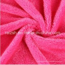 Beiji Rong Polyester Velours Tissu de couvertures de jouets, tissus tricotés