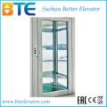 Ce Mr Vvvf Panoramique Accueil Ascenseur avec cabine en verre