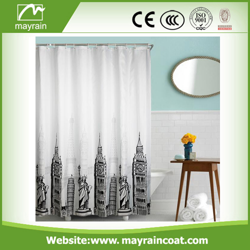 Polyester Shower Curtain