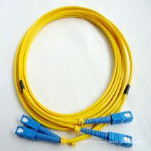 Оптовый sc APC волоконно-оптический патч-корд 0.3 2.0 3.0 мм оптоволоконный кабель
