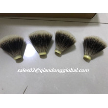 20/60mm Fan Manchurian Badger Hair Knot