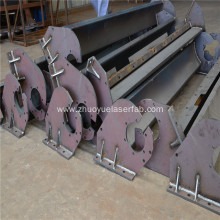 Steel Welding Fabrication Work
