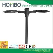 Luces brillantes estupendas del jardín del LED de la alta calidad 5 años de garantía Lámpara al aire libre de aluminio impermeable del LED